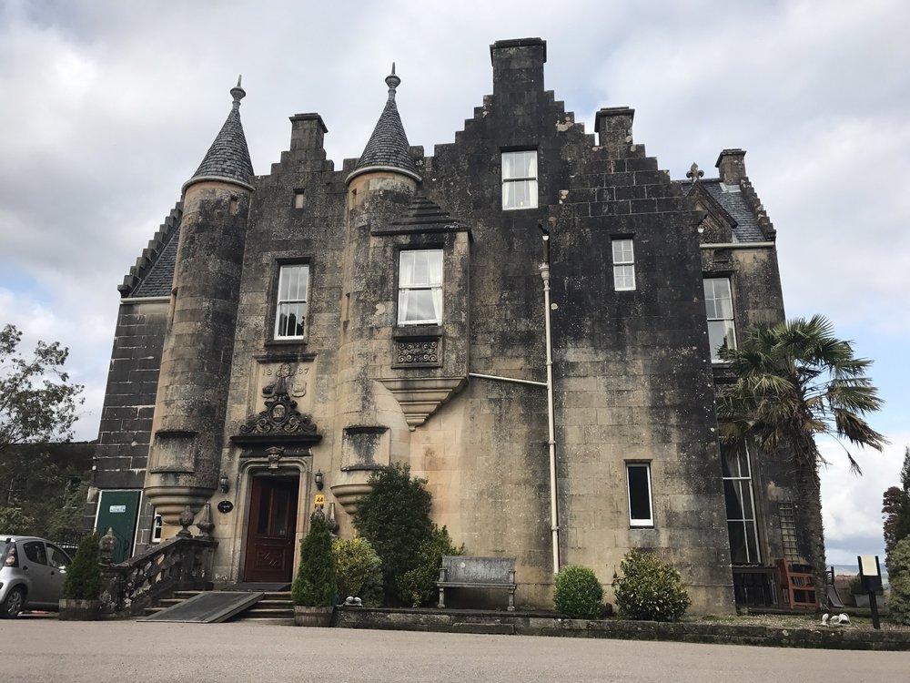Stonefield Castle | Stonefield, Tarbert, Loch Fyne, Stonefield PA29 6YJ | +44 1880 820836
