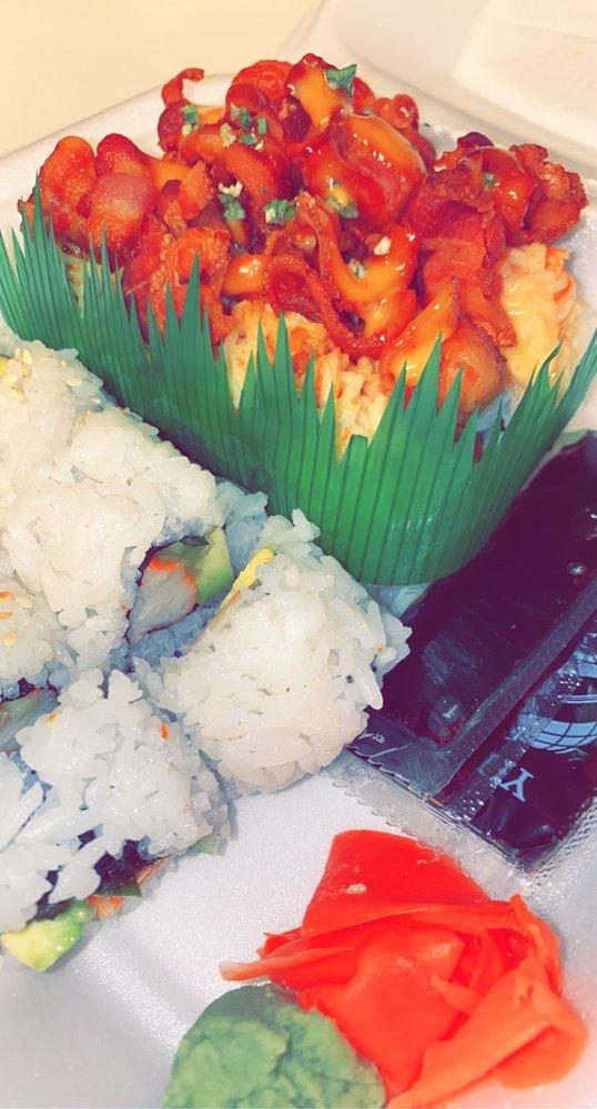 Miyako Japanese Cuisine: 1225 S Main St, Laurinburg, NC