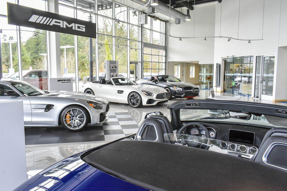 Mercedes benz of beaverton 99 photos 73 reviews for Mercedes benz 800 number