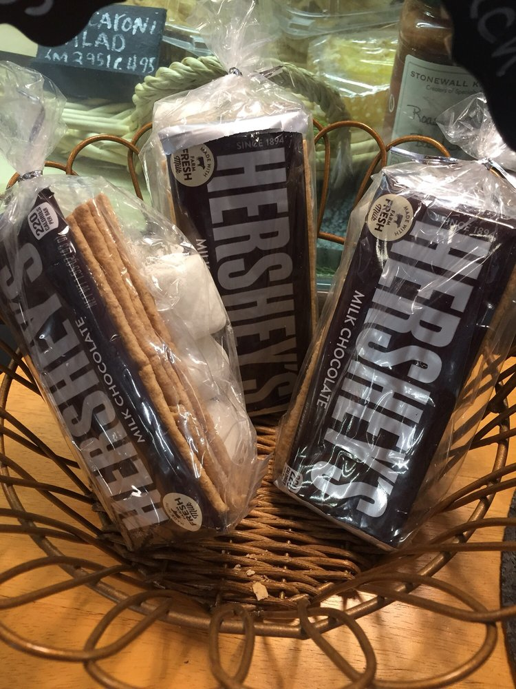 The S'Mores kit  - Yelp