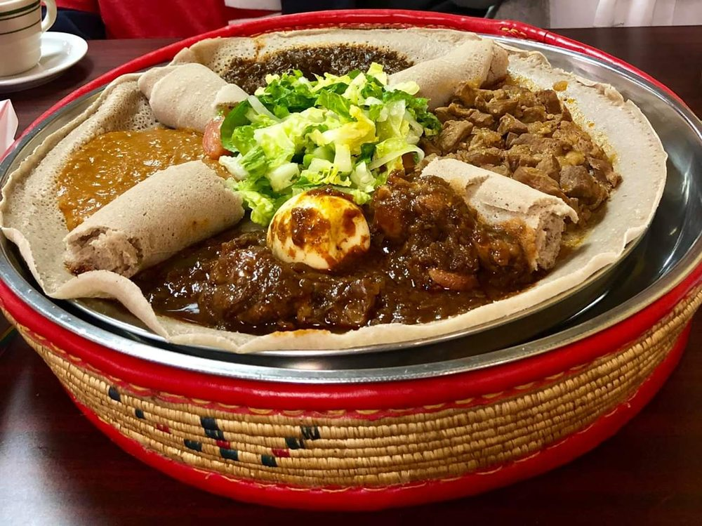 Red Sea Eritrean and Ethiopian Restaurant: 323 E Main St, Ottumwa, IA