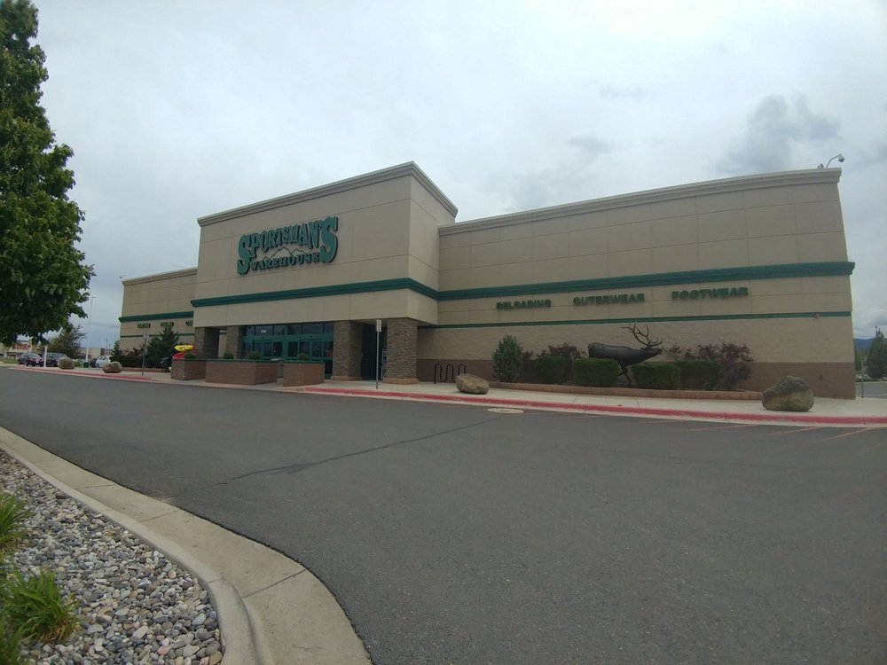 Sportsman's Warehouse: 2990 N Sanders St, Helena, MT