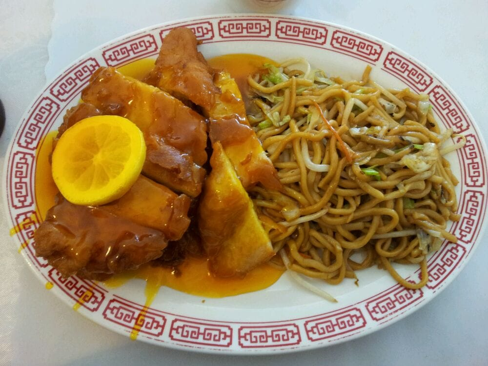 Simple Chow Mein, Mock Chow, Chop Suey: 9 Chow Mein ...