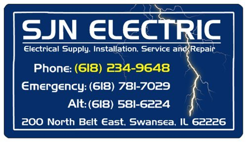 SJN Electrical Services: 200 N Belt E, Swansea, IL