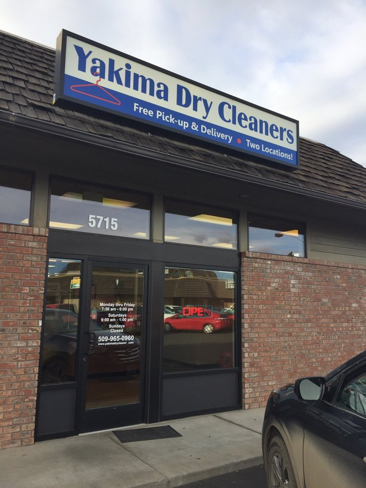 Yakima Dry Cleaners: 5715 Summitview Ave, Yakima, WA
