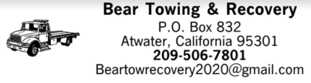 Towing business in Winton, CA