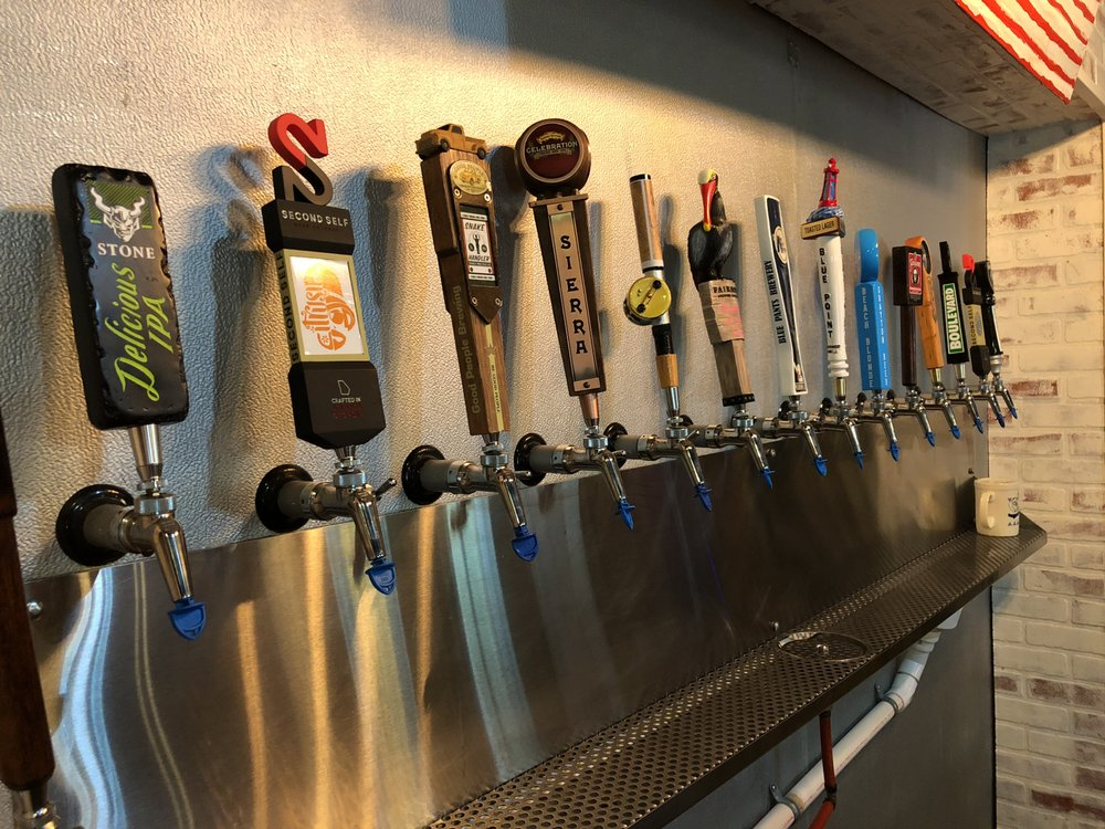 The Thirsty Pig Craft Beer Taproom: 257 S St Andrews St, Dothan, AL