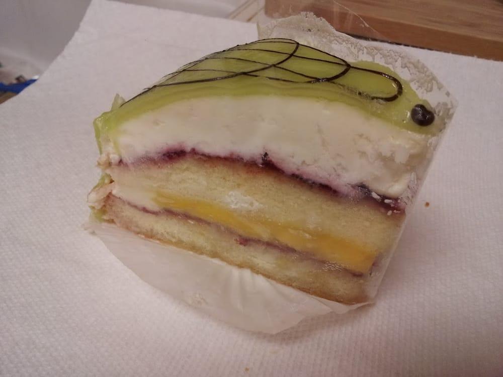 Copenhagen Bakery Burlingame Princess Cake