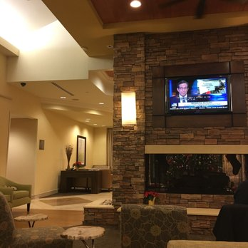 Photo Of Homewood Suites   Columbus, GA, United States. Cool Fireplace. Part 88
