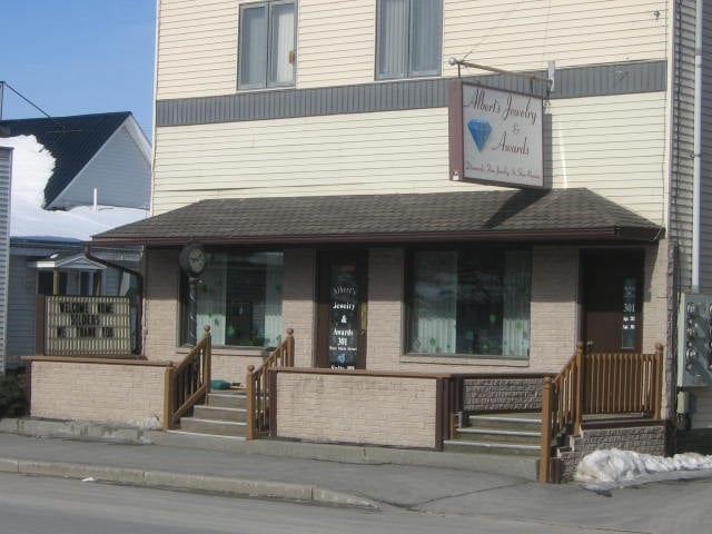 Alberts Jewelry and Awards: 301 W Main St, Fort Kent, ME