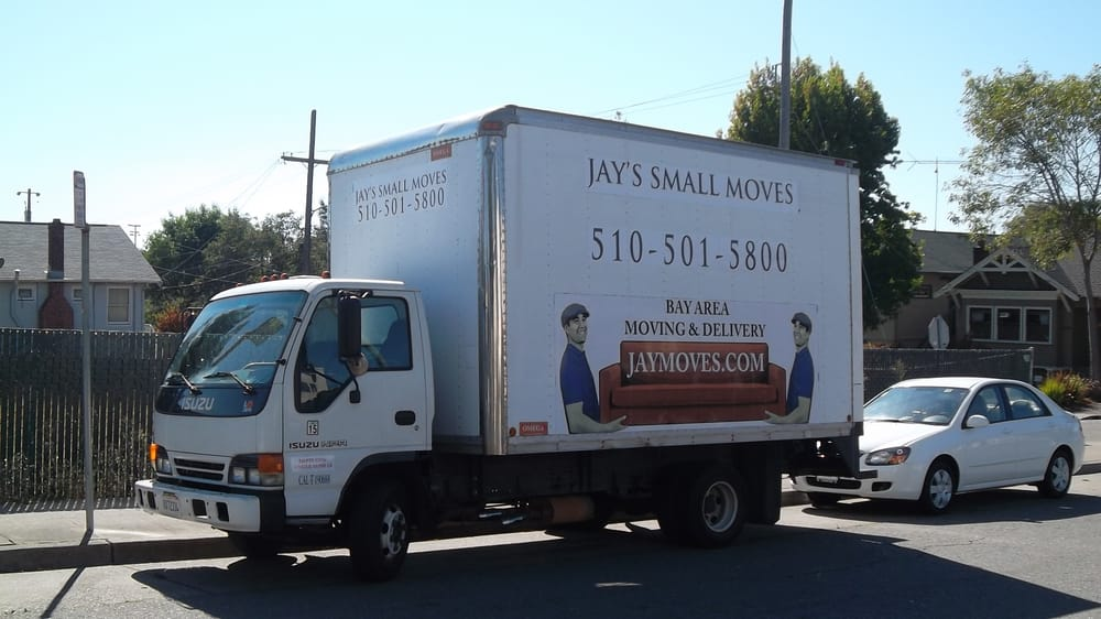 Jay s small moves 36 photos 466 reviews removals for Sf contact nackenkissen small
