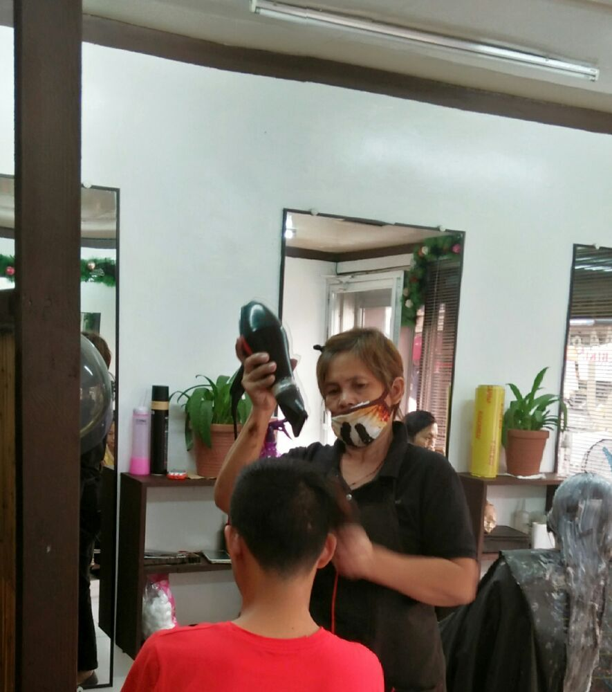 Mens Haircut With Blowdry And Shampoo Yelp