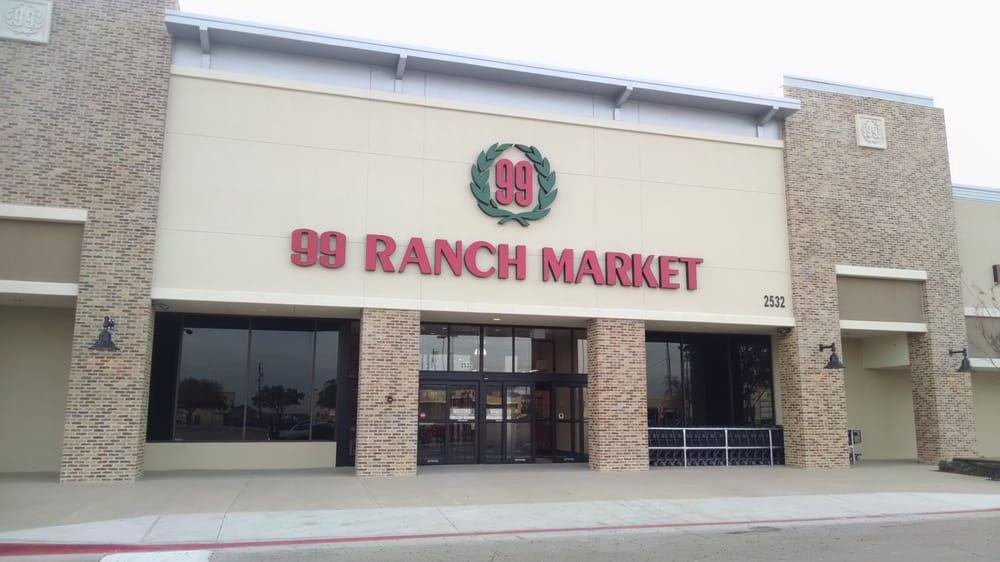 99 Ranch Market: 2532 Old Denton Rd, Carrollton, TX