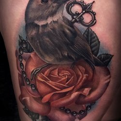 4761b032b Photo of Rebel Muse Tattoo - Lewisville, TX, United States. Tattoo by Danny