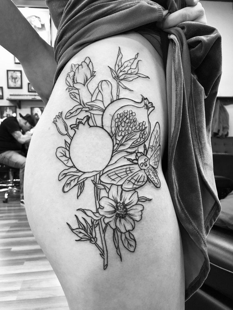 The Marksman Tattoo Company: 886 Ashland Rd, Mansfield, OH