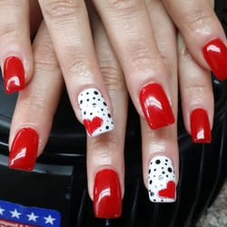 Photo Of Crystal Nails Spa San Leandro Ca United States