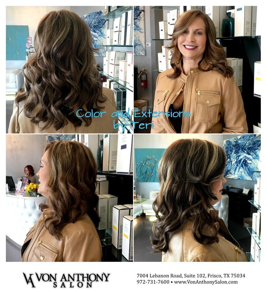 Von Anthony Salon 26 Photos 43 Reviews Hair Salons 7004