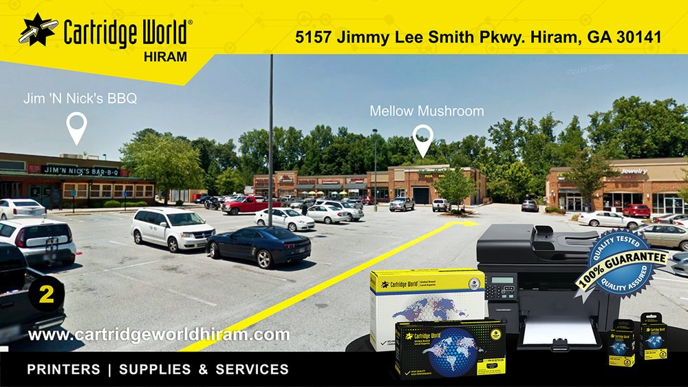 Photo Of Cartridge World   Hiram, GA, United States. #ink #printer