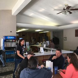 Photo Of 7 Miles Smokehouse Chillicothe Oh United States Dining Area