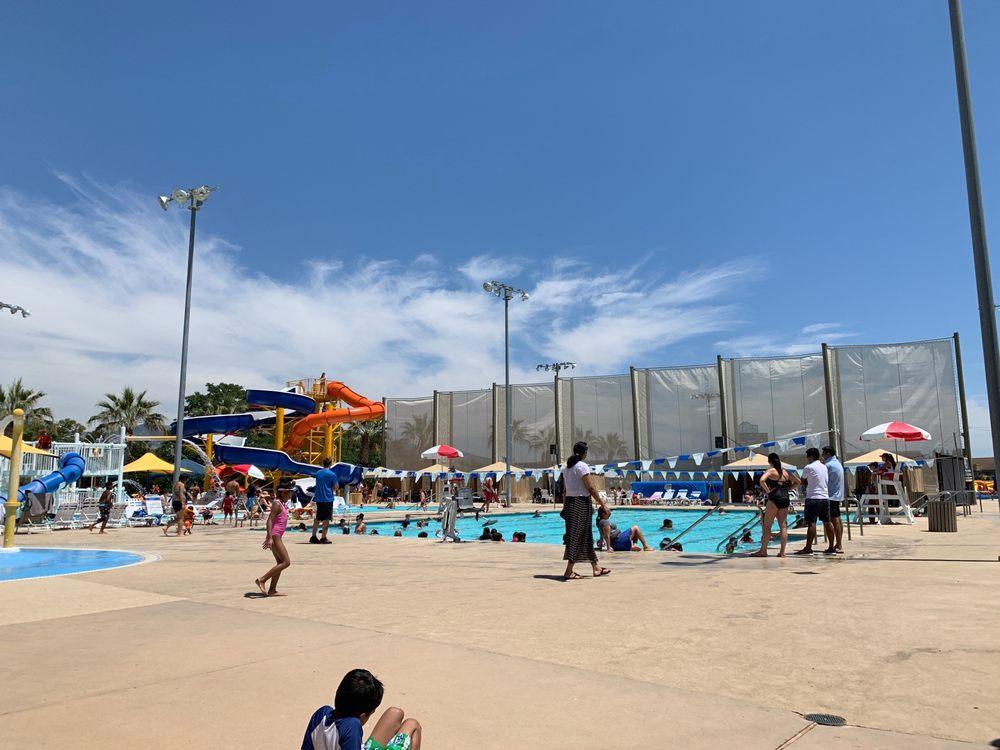 Morgan Hill Aquatics Center