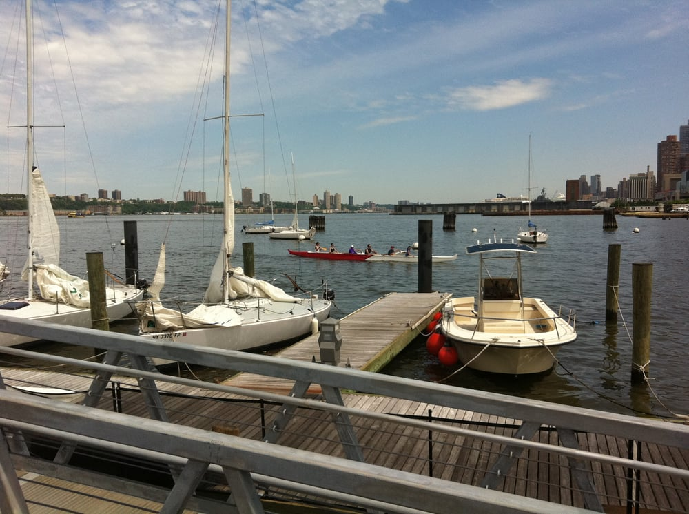 Hudson River Community Sailing: Pier 66 Boathouse, New York, NY