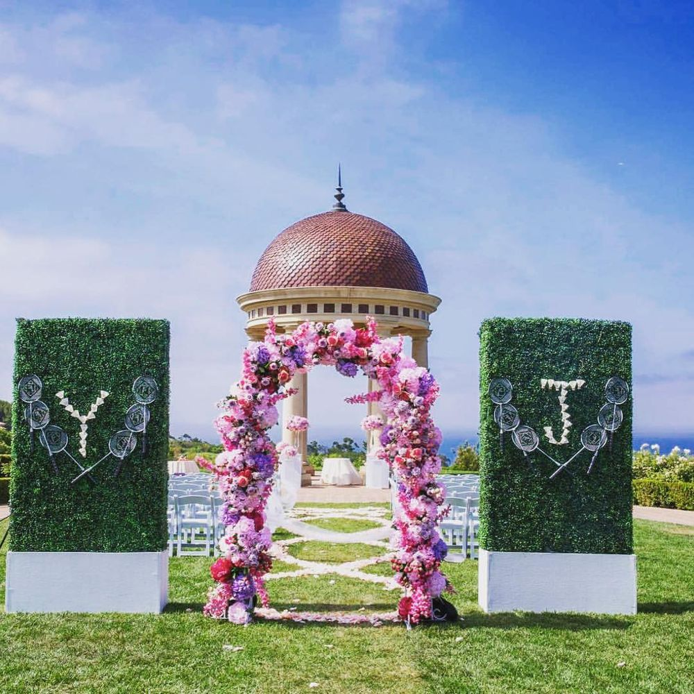 Wedding Altar Rentals Vancouver: Wedding Ceremony @The Resort At Pelican Hill