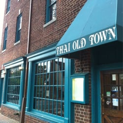Photo Of Thai Old Town Restaurant Alexandria Va United States