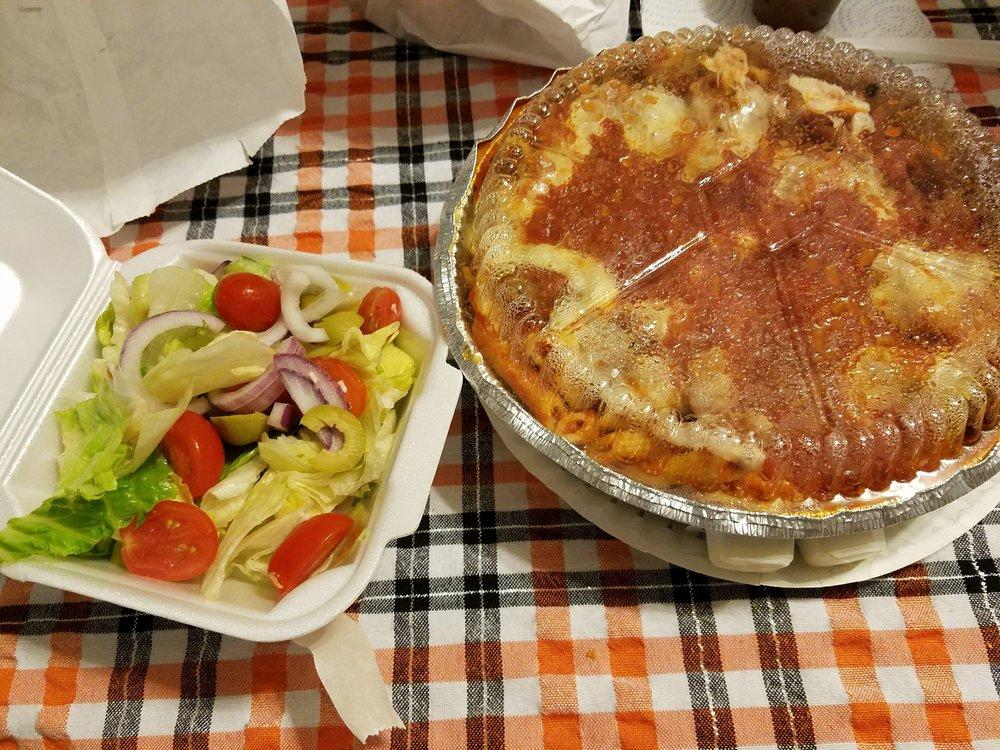 People's Pizza: 1500 Rt 38, Cherry Hill, NJ