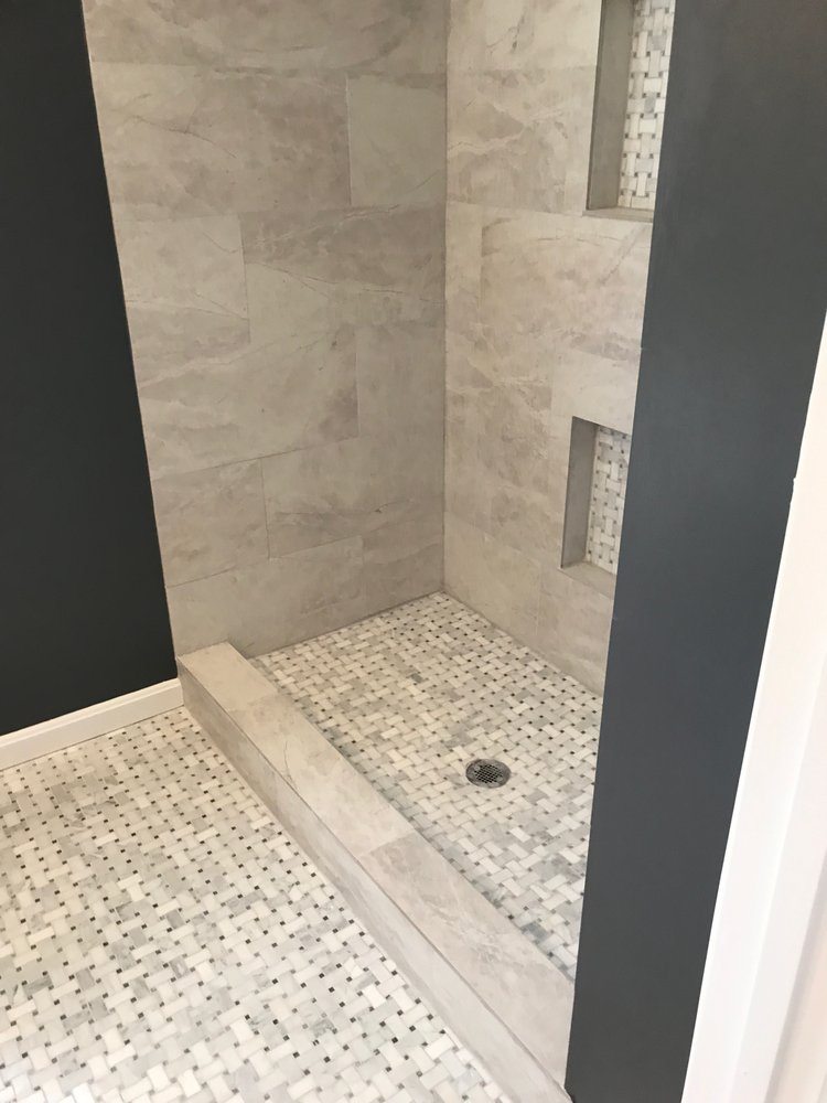 5 Feet Ceramic Tile Shower Fit For A King Yelp