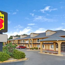 Photo Of Super 8 Newnan Ga United States