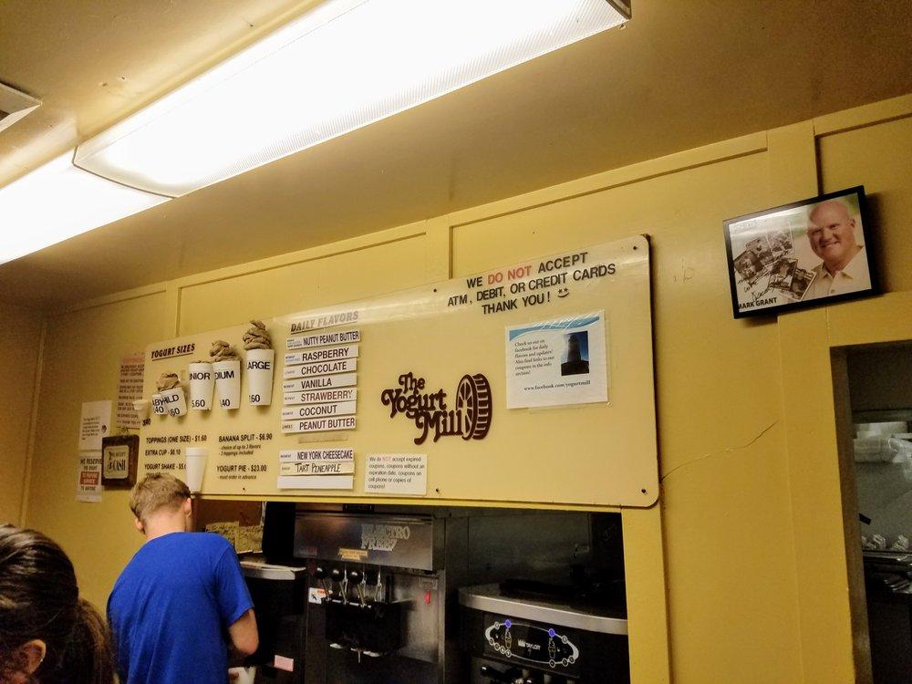 Yogurt Mill: 935 Broadway, El Cajon, CA