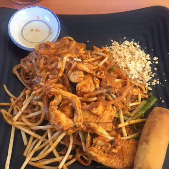 Photo Of Thai Patio   Mesa, AZ, United States. Chicken Pad Thai