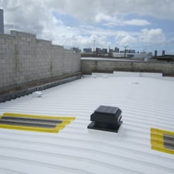 Photo Of Cool Roof Hawaii   Honolulu, HI, United States. Cool Roof Coating