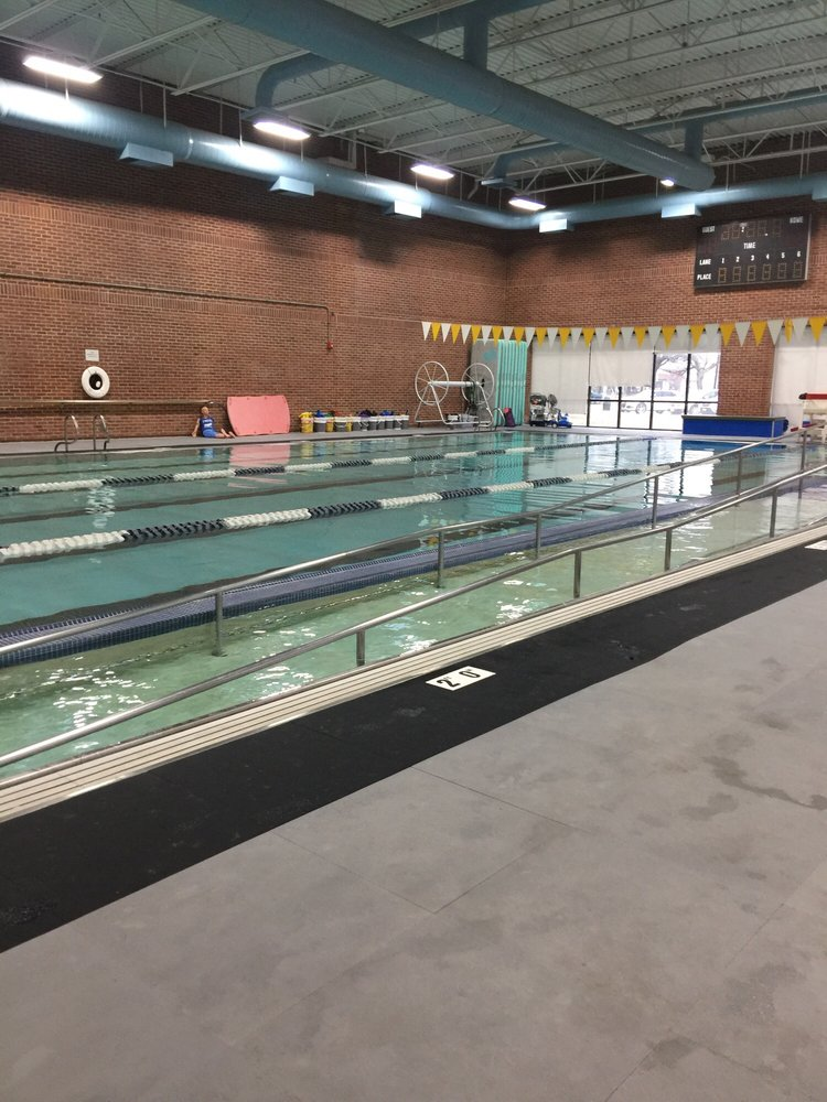 Bachman Indoor Pool