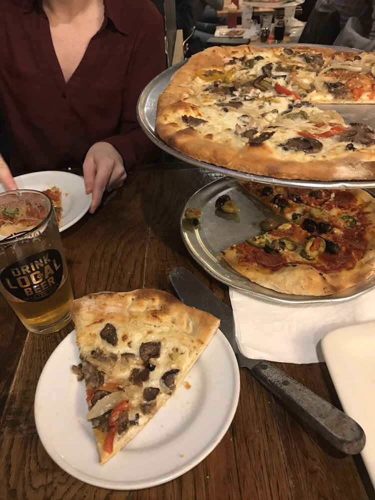 Martin City Pizza & Tap Room