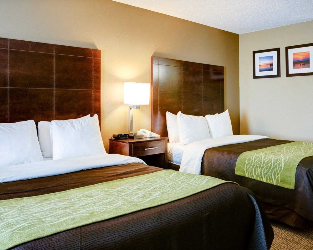 Comfort Inn & Suites Bryant - Benton: 209 W Commerce, Bryant, AR