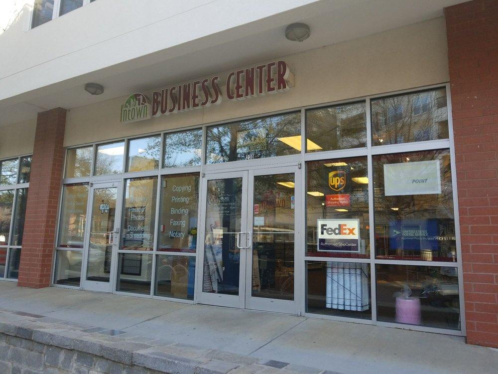 Intown Business Center: 245 N Highland Ave NE, Atlanta, GA