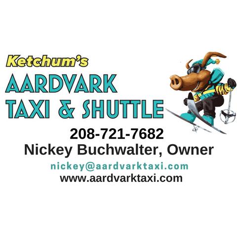 Aardvark Taxi & Shuttle: Ketchum, ID