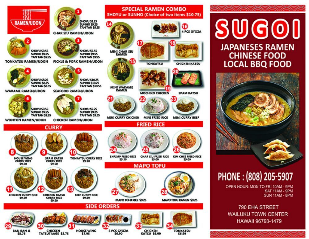Japanese Take Out Menu Yelp