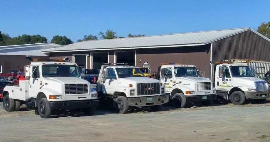 R & D Automotive: 1015 Main St, Castleton, VT