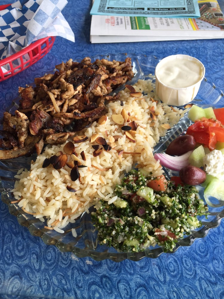 Abu's Oasis Deli: 1330 NW 6th St, Grants Pass, OR