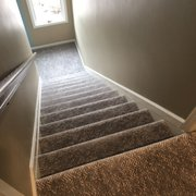 Princess Staircase Photo Of Carpet Yard Freehold Nj United States