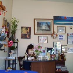 Table Shower Massage Plano