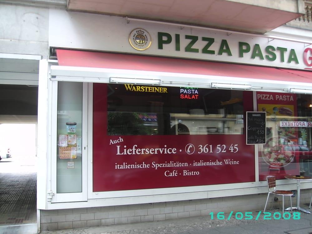 pizza pasta giuseppe lieferservice pichelsdorfer str 77 spandau berlin deutschland. Black Bedroom Furniture Sets. Home Design Ideas