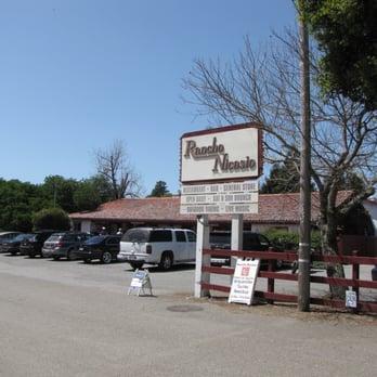 Rancho Nicasio Bar And Restaurant