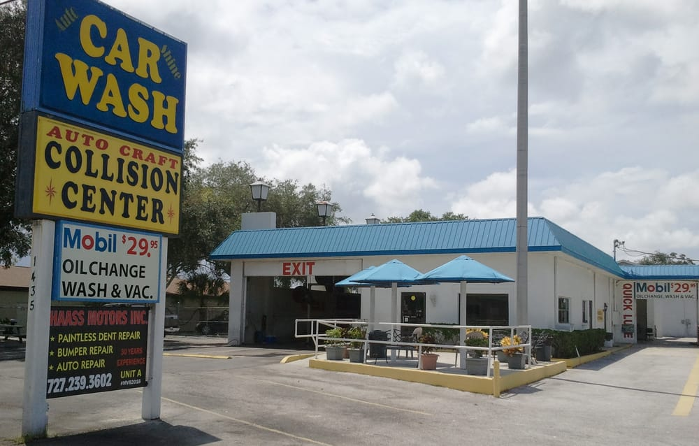 Car Wash Dunedin Fl