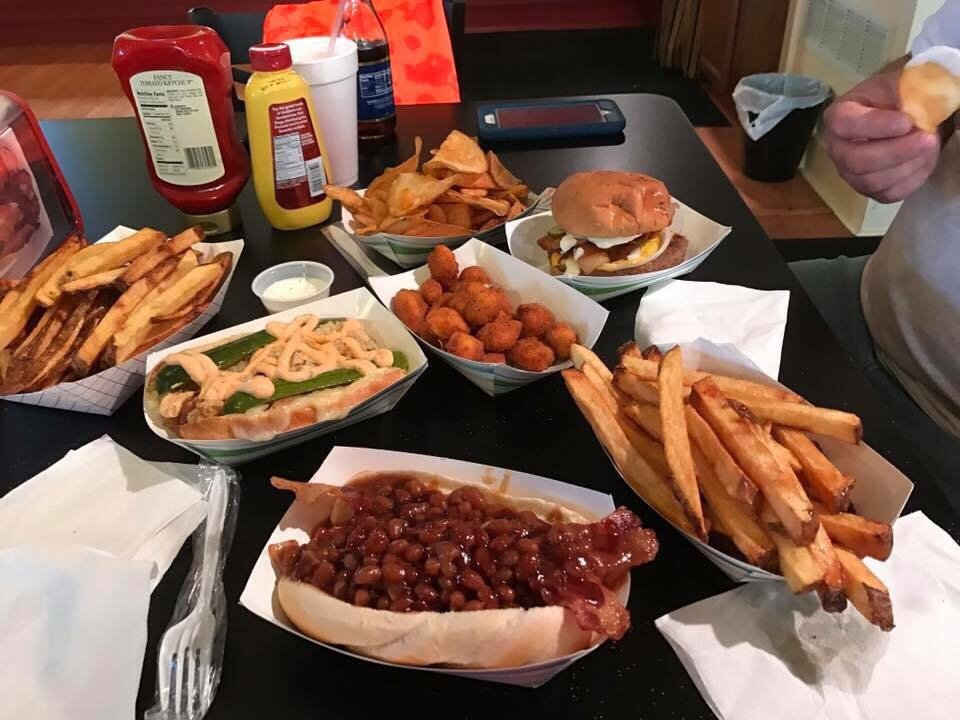 Crazy Dogs Grill: 1720 N Bridge St, Chillicothe, OH