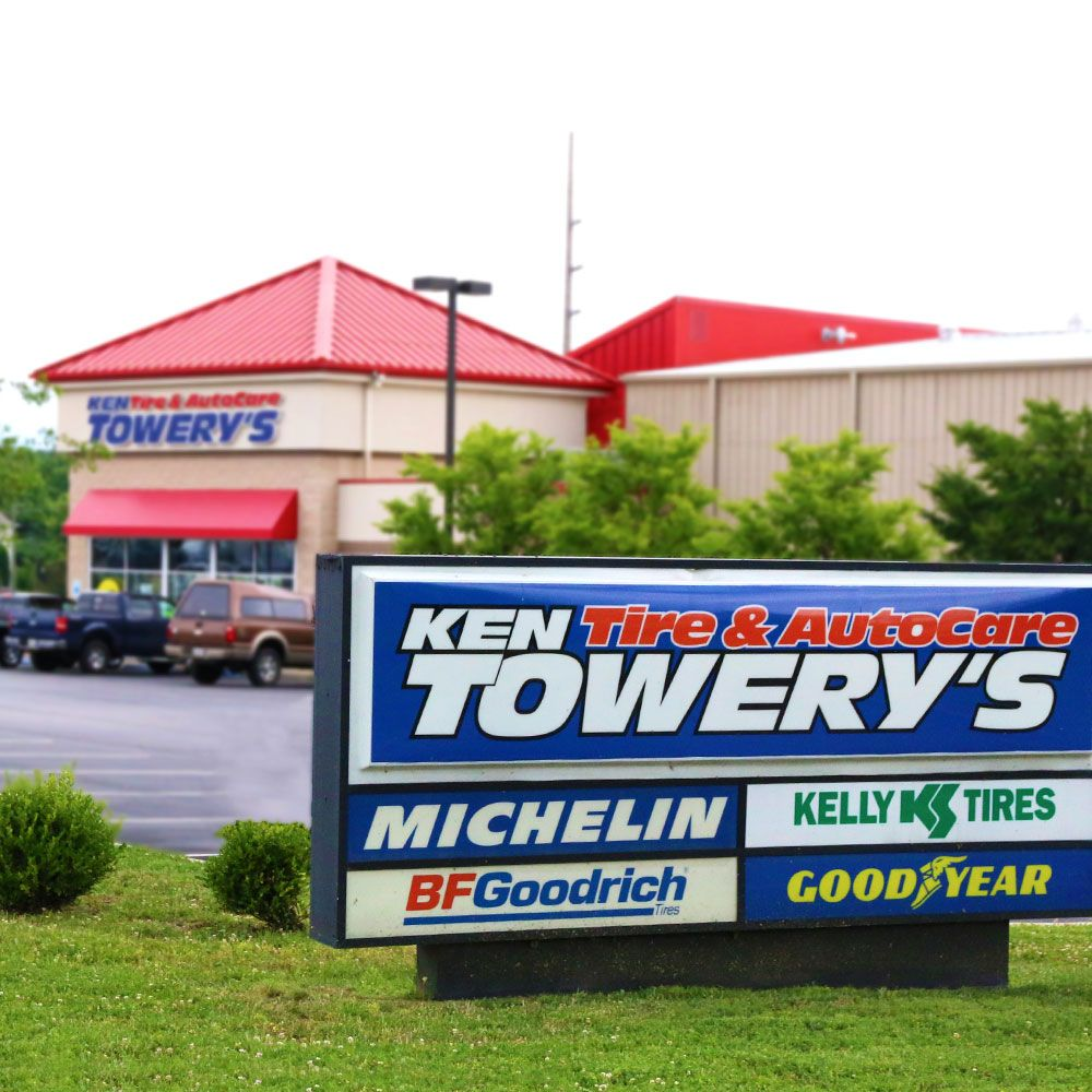 Ken Towery's Tire & AutoCare: 11300 Westport Rd, Louisville, KY