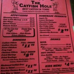 Photo Of Catfish Hole Restaurant North Little Rock Ar United States