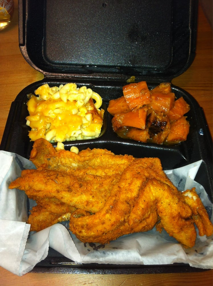 Fish is fried whiting yams mac cheese yelp for Whiting fish florida